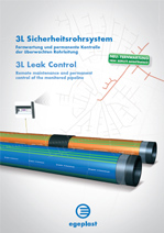Flyer 3L Leak Control - Remote maintenance