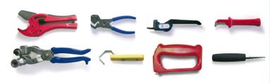 Macroduct Schutzrohr Werkzeuge