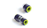 connectors, endcaps, reducers, gas blocks