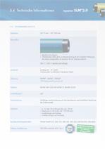 Produktdatenblätter
