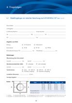 Statikfragebogen