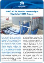 Projet_preview_2.000 ml de Reseau pneumatique hopital angers france