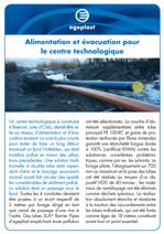 Projet_preview_Alimentation et evacuation pour le centre technologique