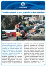 Projet_preview_Conduite double d´eau potable 24 km a Malmö