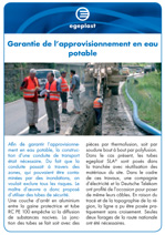 Projet_preview_Garantie de l´approvisionnement en eau potable