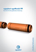 egeModul PP Verlegerichtlinie