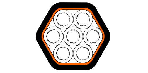 Microduct Multi protec_Produktaufbau