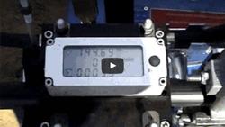 Einblasen von Kabelschutzrohren: über 1400 m egecom Microdructs im Luftstrom eingejettet