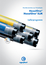 HexelOne® program dodávek