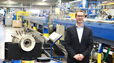 Fabian Schultes, vedoucí výroby