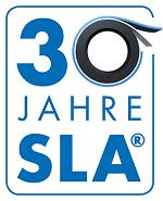 30 Jahre SLA Logo klein