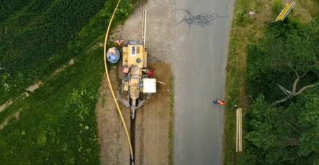 Projektvideo Bayernwerk - Verlegung HexelOne SLM