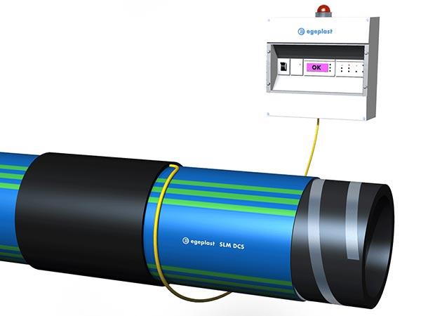 Sanierung Rohrsysteme: SLM DCS als Lösung für Trinkwasserleitungen